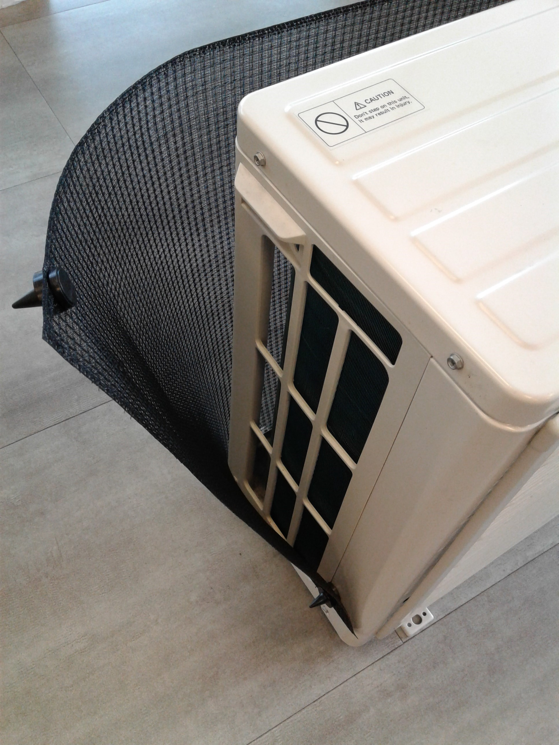 Permatron Prevent Outdoor Air Filter Wrap Around Style Air